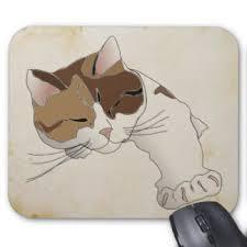 virtual calico cat