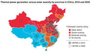China water shortage