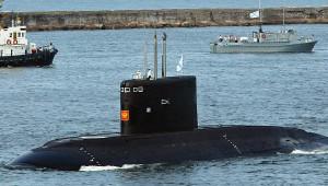diesel submarine
