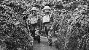 trench men