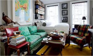 Mary Ann's apartment