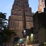 New Yorker office