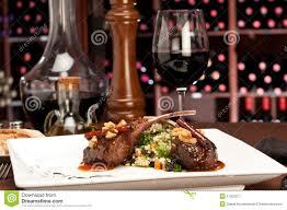lamb chop plate