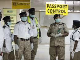Ebola disaster