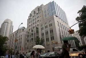 NY Presbyterian hospital