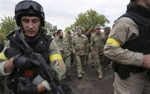 Ukrainian army
