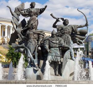 kiev statuary