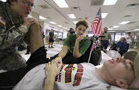 vets in rehab