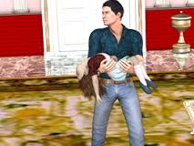 paul carrying cecilia